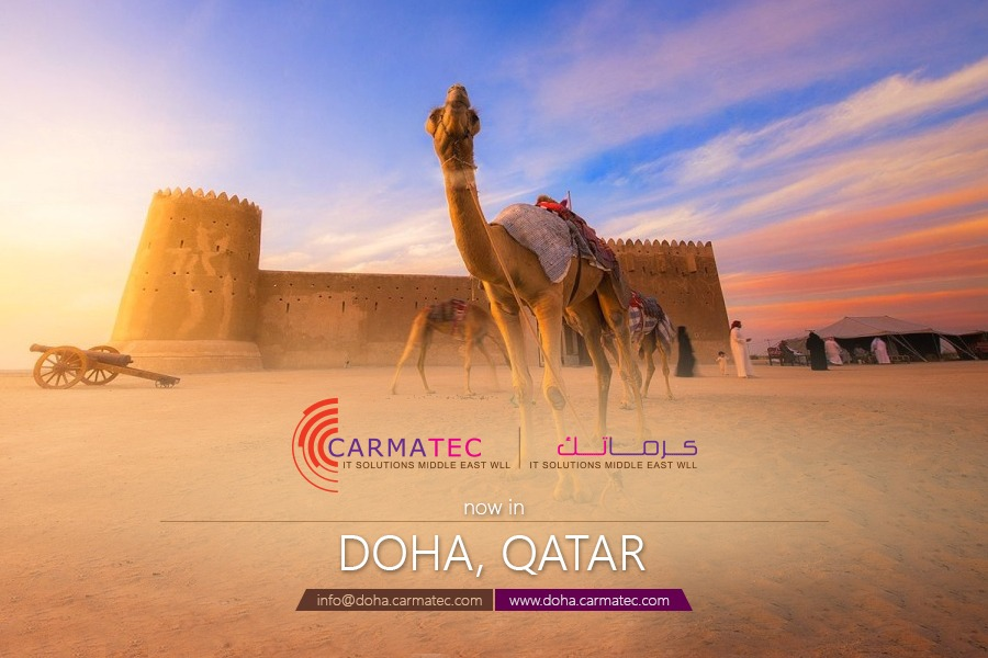 Roots of Carmatec Spread out to Qatar