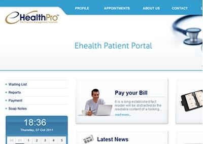 Ehealth Pro Patient