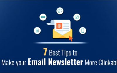 7 Best Tips to Make Your Email Newsletter More Clickable