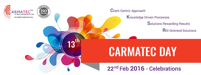 Carmatec Day Celebrations to mark another successful year