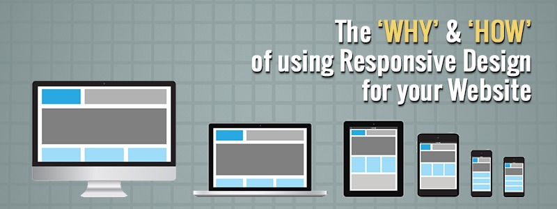 The 'Why' & 'How' of using Responsive Design for your Website