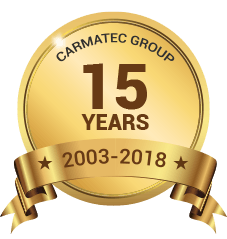 Carmatec15-years-badge