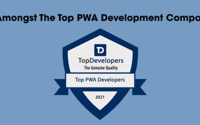 Carmatec is Now Amongst The Top PWA Development Companies in  2021